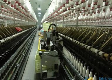 减少用工,降低成本,纺企发展的有效选择——智能落纱机