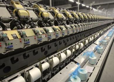 2017年,哪类纺纱和织造机械更受青睐?
