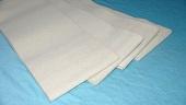 粗纱并条机清洁绒带