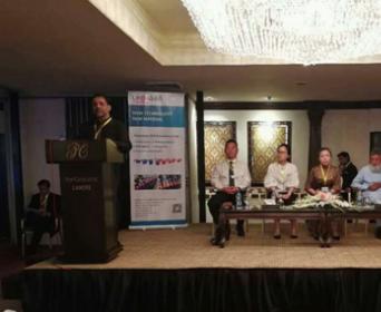 中瑞助力巴基斯坦纺织业