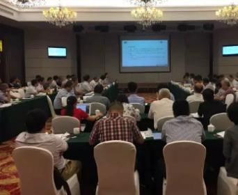 中国纺织机械协会纺纱机械分会2017年年会召开