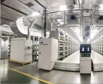 纺织业再现5G应用示范案例,桐昆30万吨聚酯产能正式投产
