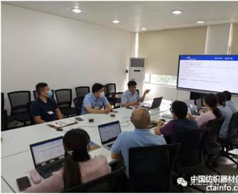白鲨针布走进广州溢达集团技术交流会成功举行