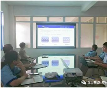 白鲨针布走进江苏大生集团技术交流活动成功举行