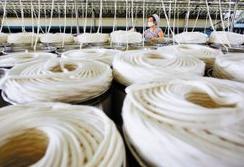 棉纺织行业恢复了几成? 这组数据一探究竟!